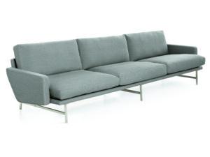 Lissoni sofa Piero Lissoni Fritz Hansen