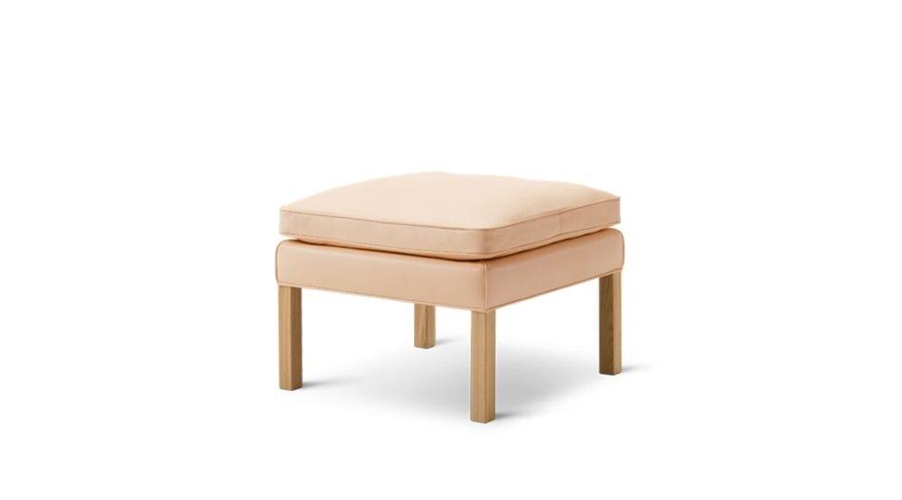 Fodskammel Wing chair 2202 Børge Mogensen Fredericia indbo
