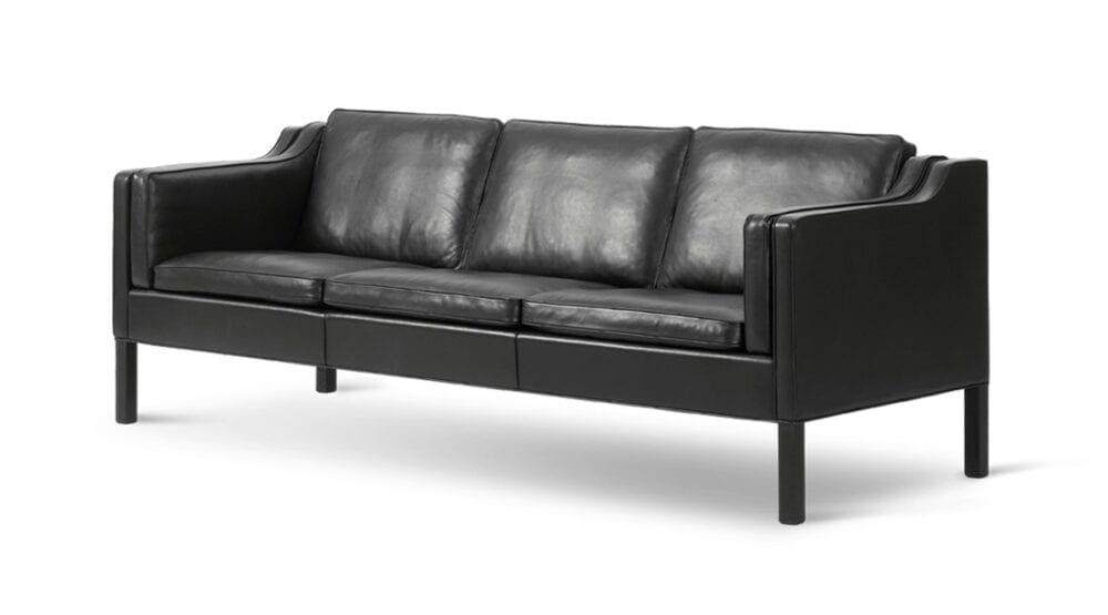 Sofa 2213 Børge Mogensen Fredericia indbo