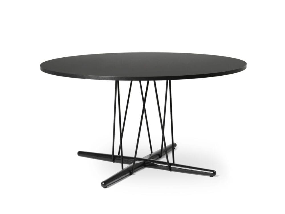 Spisebord E020 træ stål design EOOS carl hansen indbo