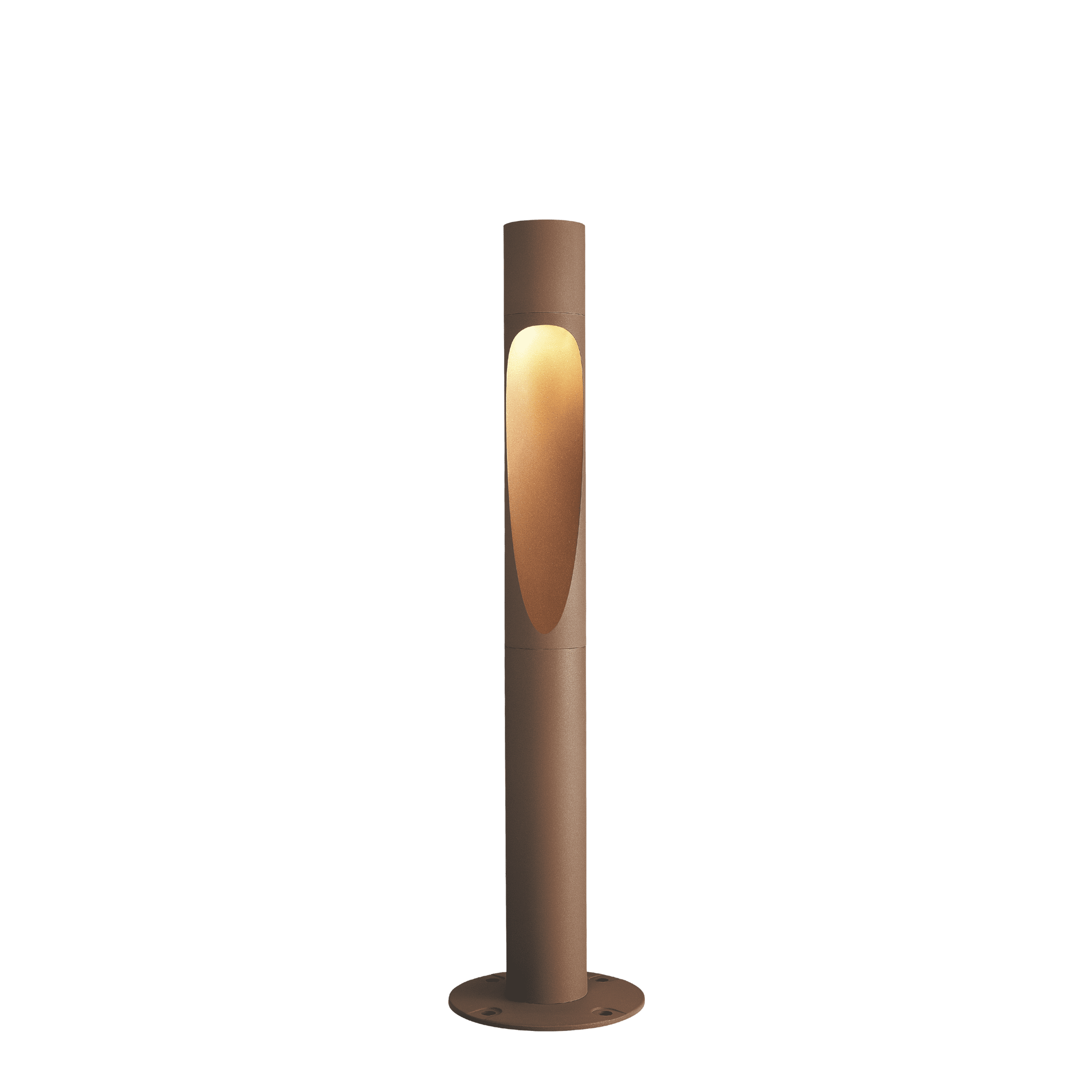 Flindt pullert udendørs belysning louis poulsen christian flindt indbo