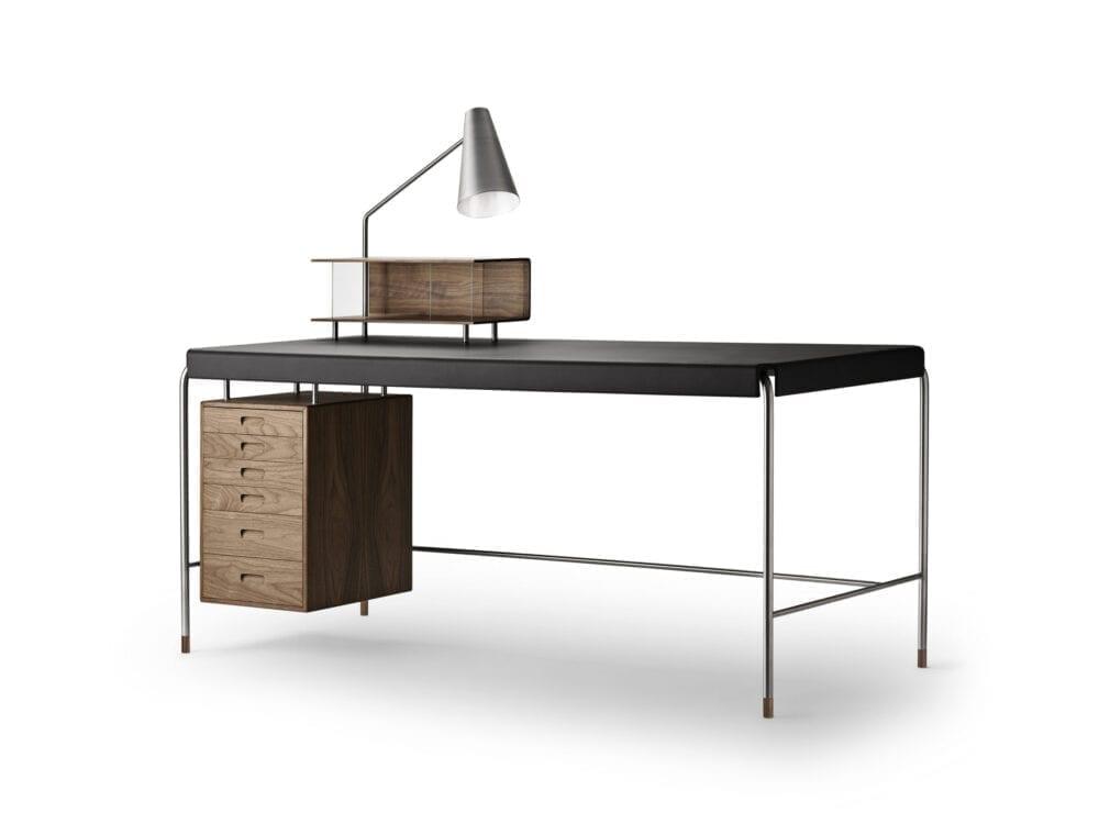 AJ52 skrivebord Arne Jacobsen Carl Hansen Indbo