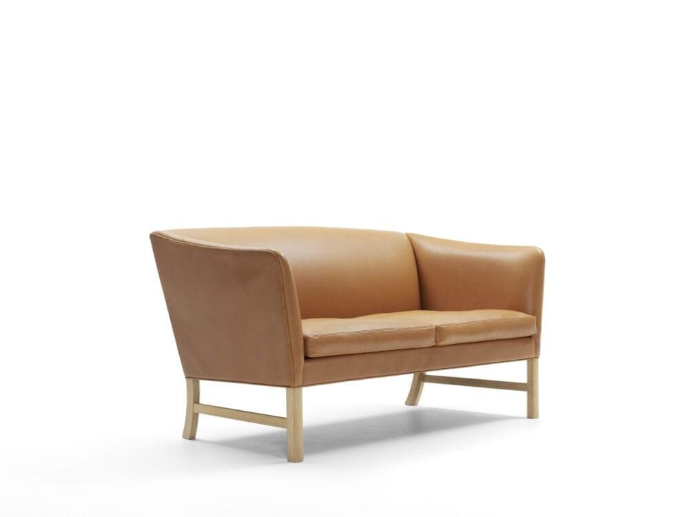 Sofa OW602/603 Ole Wanscher Carl Hansen Indbo