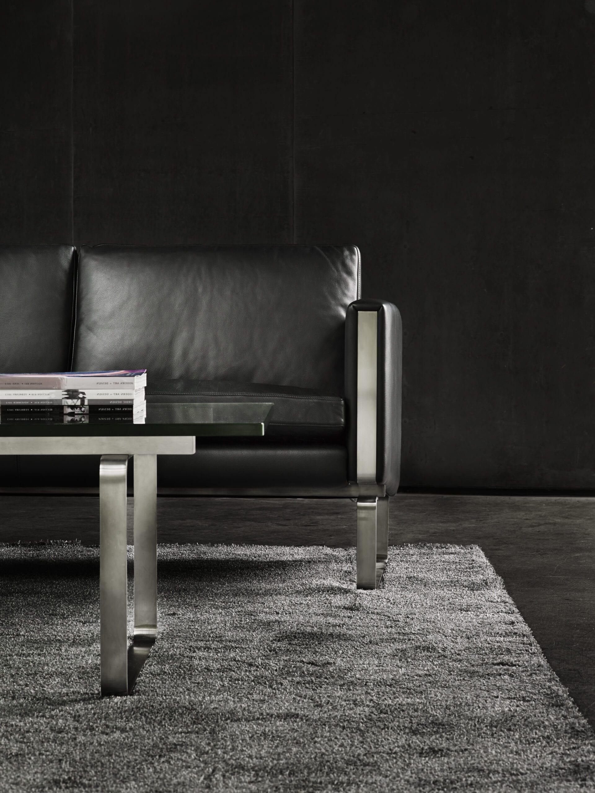 Sofa CH100 serie Wegner Carl Hansen Indbo