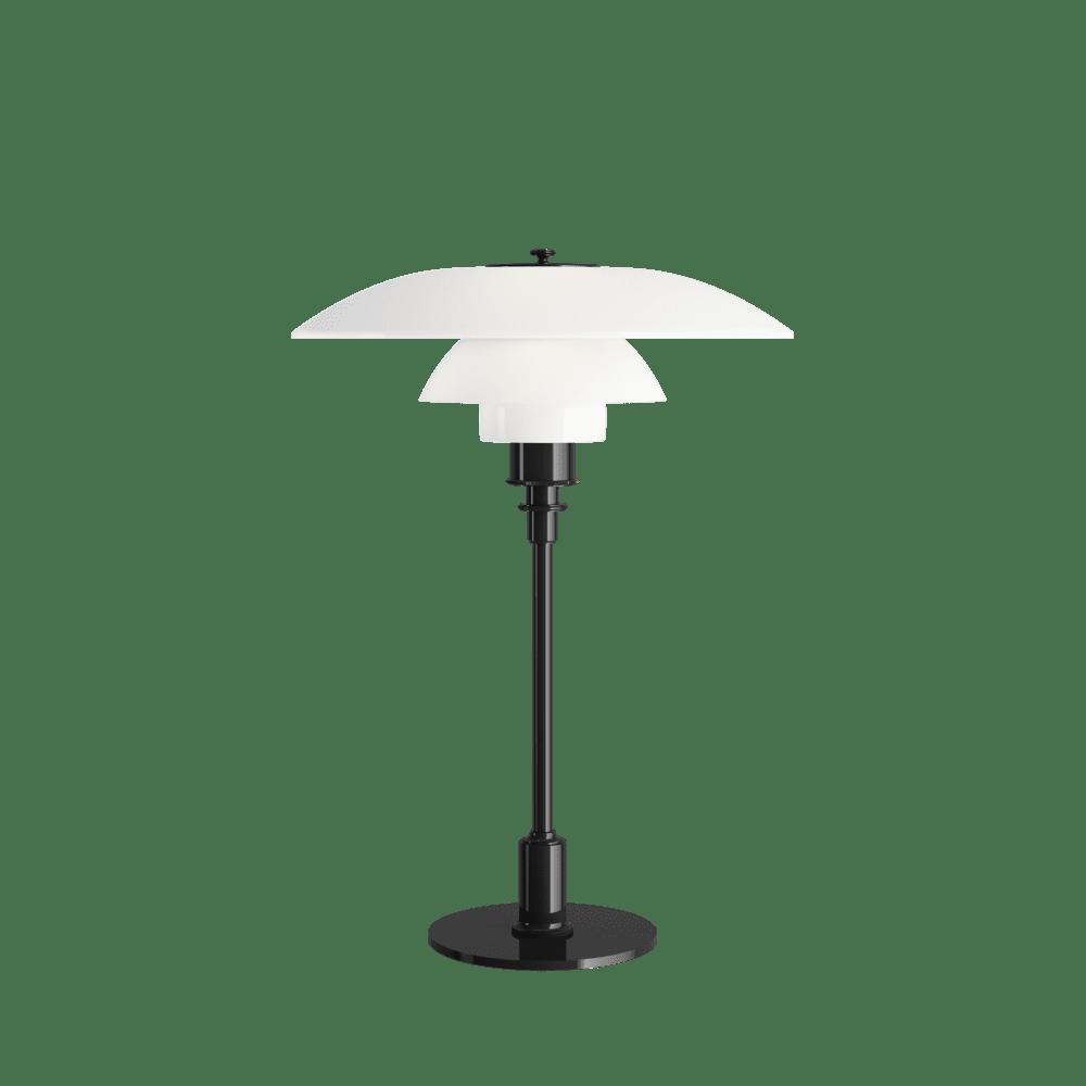 PH 3½-2½ Glas Bordlampe Poul Henningsen louis poulsen indbo
