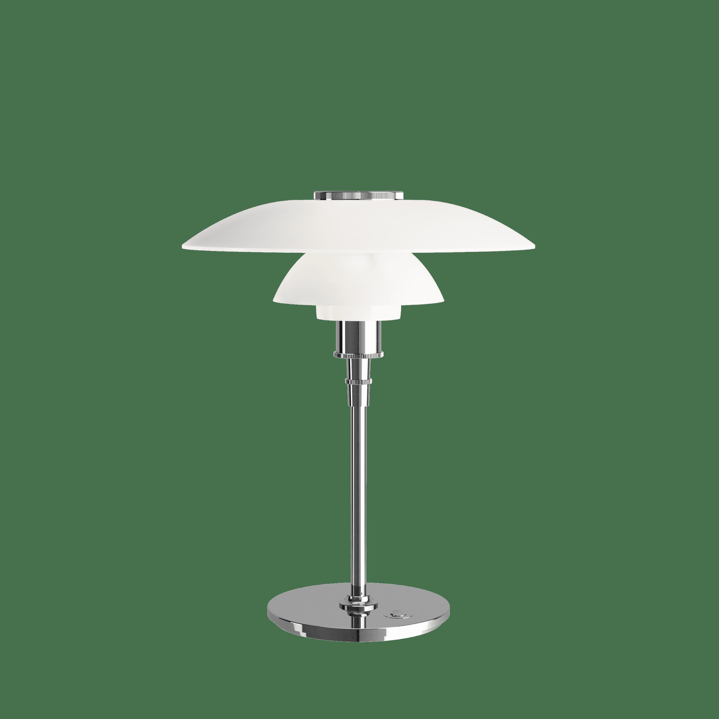 PH 4½-3½ glas Bordlampe Poul Henningsen louis poulsen indbo