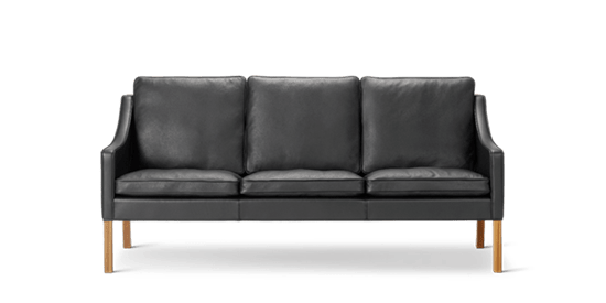 Sofa 2209 Børge Mogensen Fredericia indbo