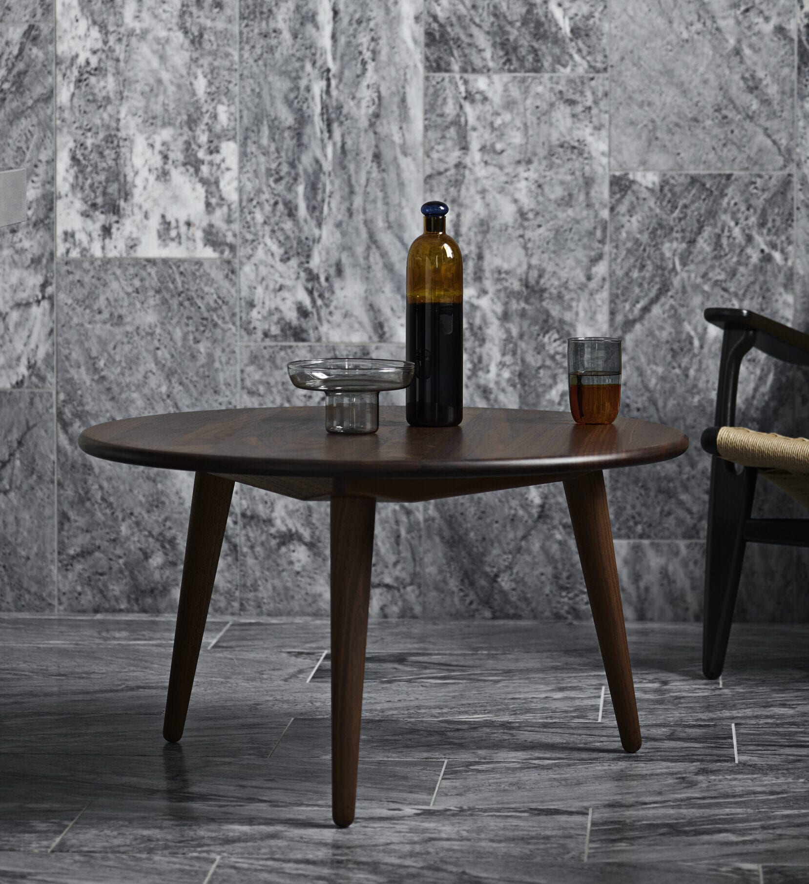 Sofabord CH008 Wegner Carl Hansen Indbo