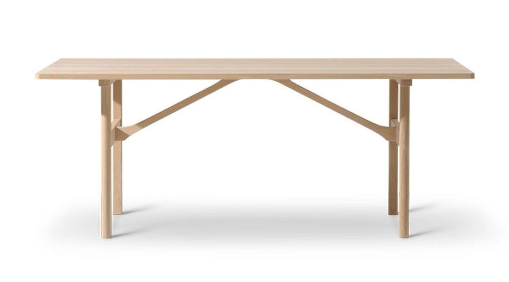 Spisebord 6284 Børge Mogensen Fredericia indbo
