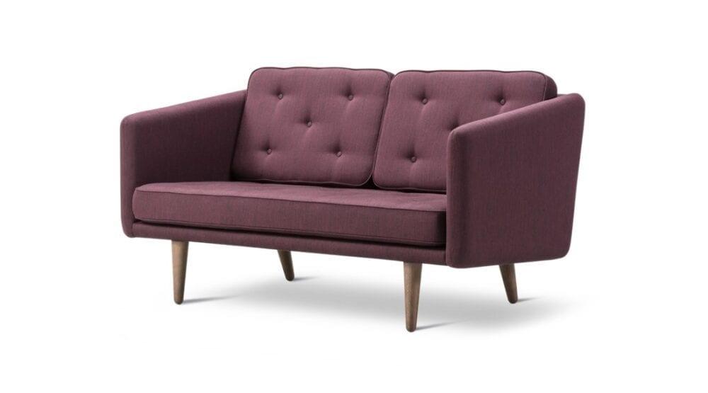 Sofa Nr. 1 Børge Mogensen Fredericia Indbo