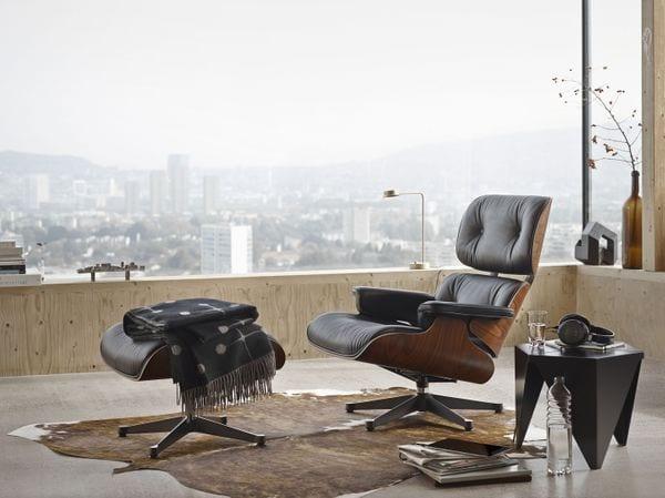 Eames lounge chair Charles og Ray Eames Vitra