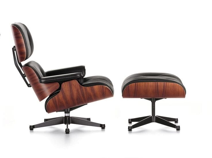 Eames lounge chair Charles og Ray Eames Vitra