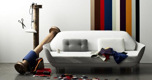 Favn sofa Jaime Hayon Fritz Hansen indbo