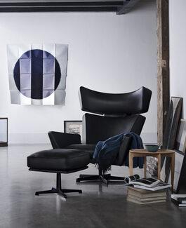 Oksen Arne Jacobsen Fritz Hansen