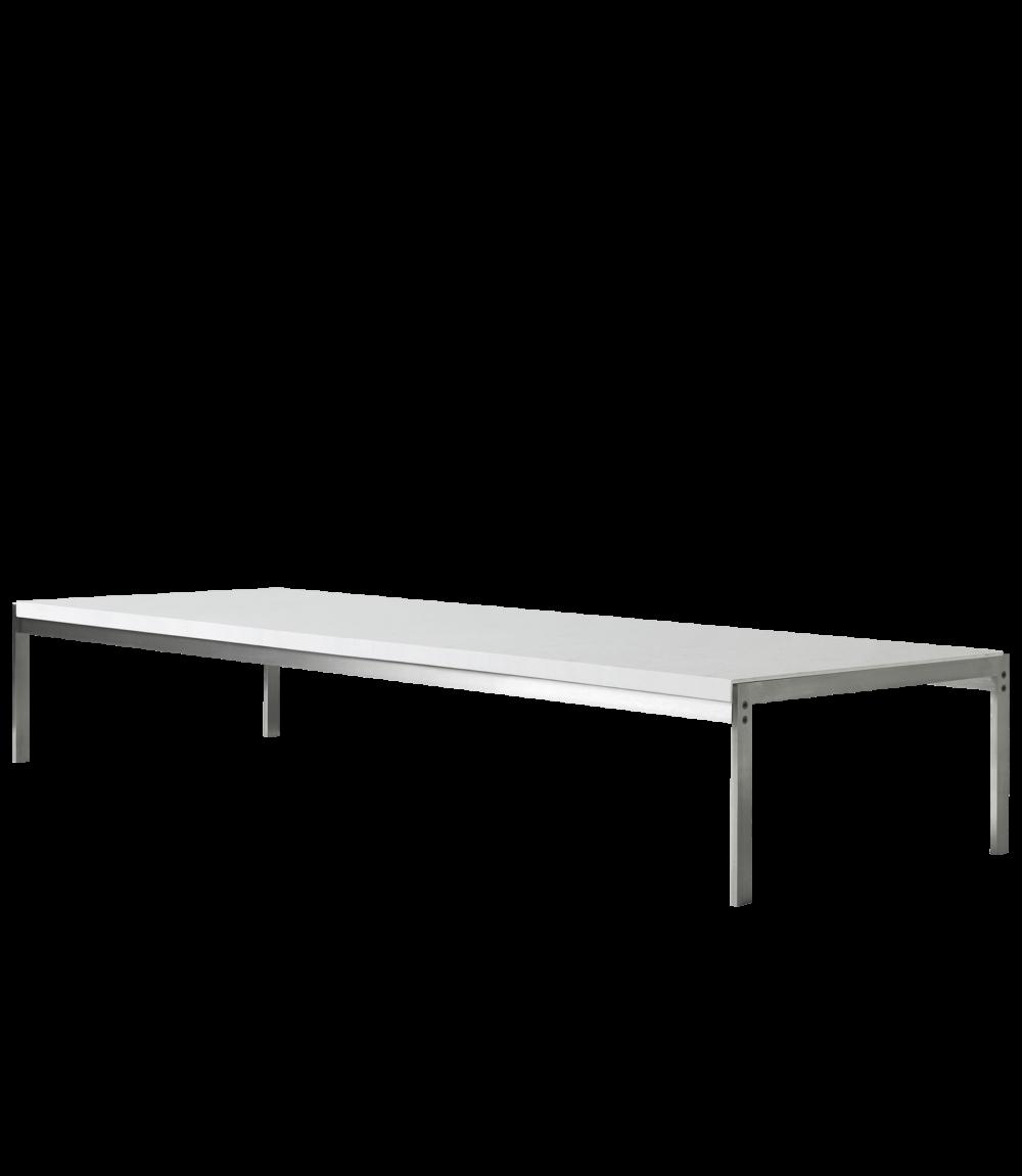 PK63 Sofabord marmor Poul Kjærholm