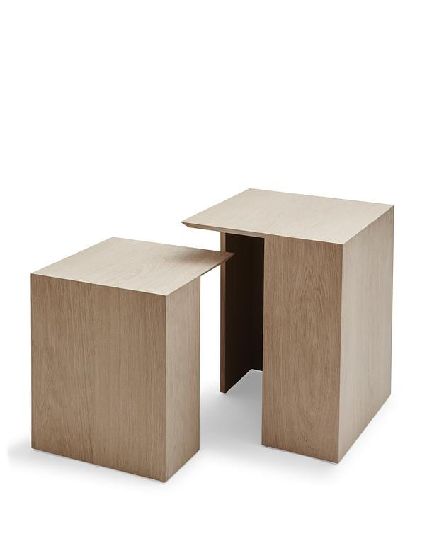 Building table Bicolter Skagerak