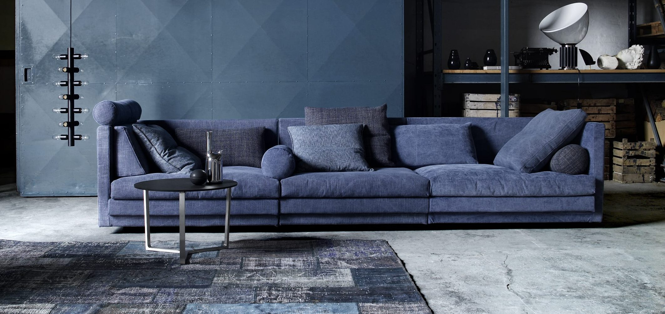 Cocoon sofa Eilersen