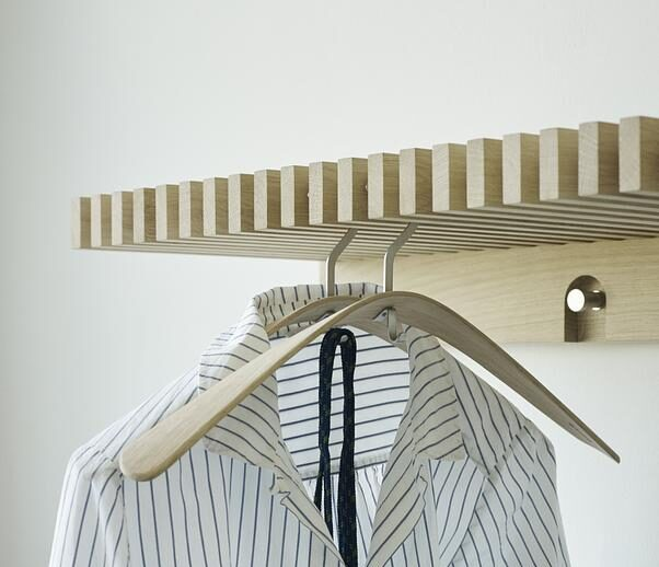 Cutter wardrobe garderobe Niels Hvass Skagerak