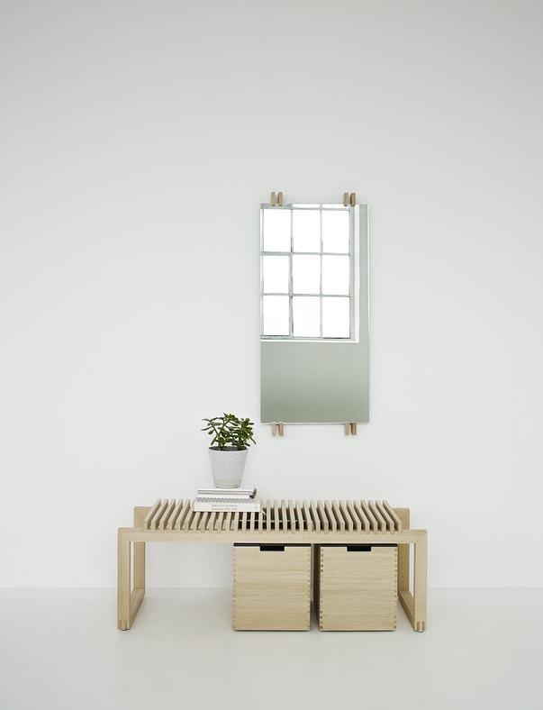 Cutter spejl Niels Hvass Skagerak