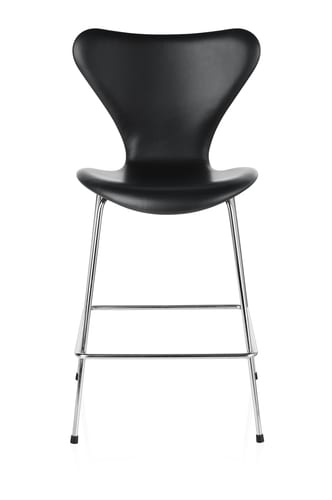 Lav barstol 3187 serie 7 Arne Jacobsen Fritz Hansen