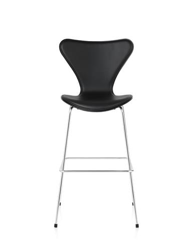 Høj barstol 3197 serie 7 Arne Jacobsen Fritz Hansen