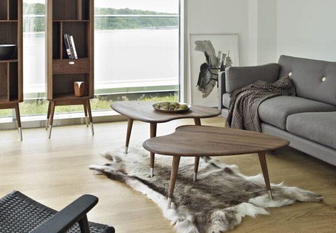 Sofabord Point Nissen og Gehl Naver Collection