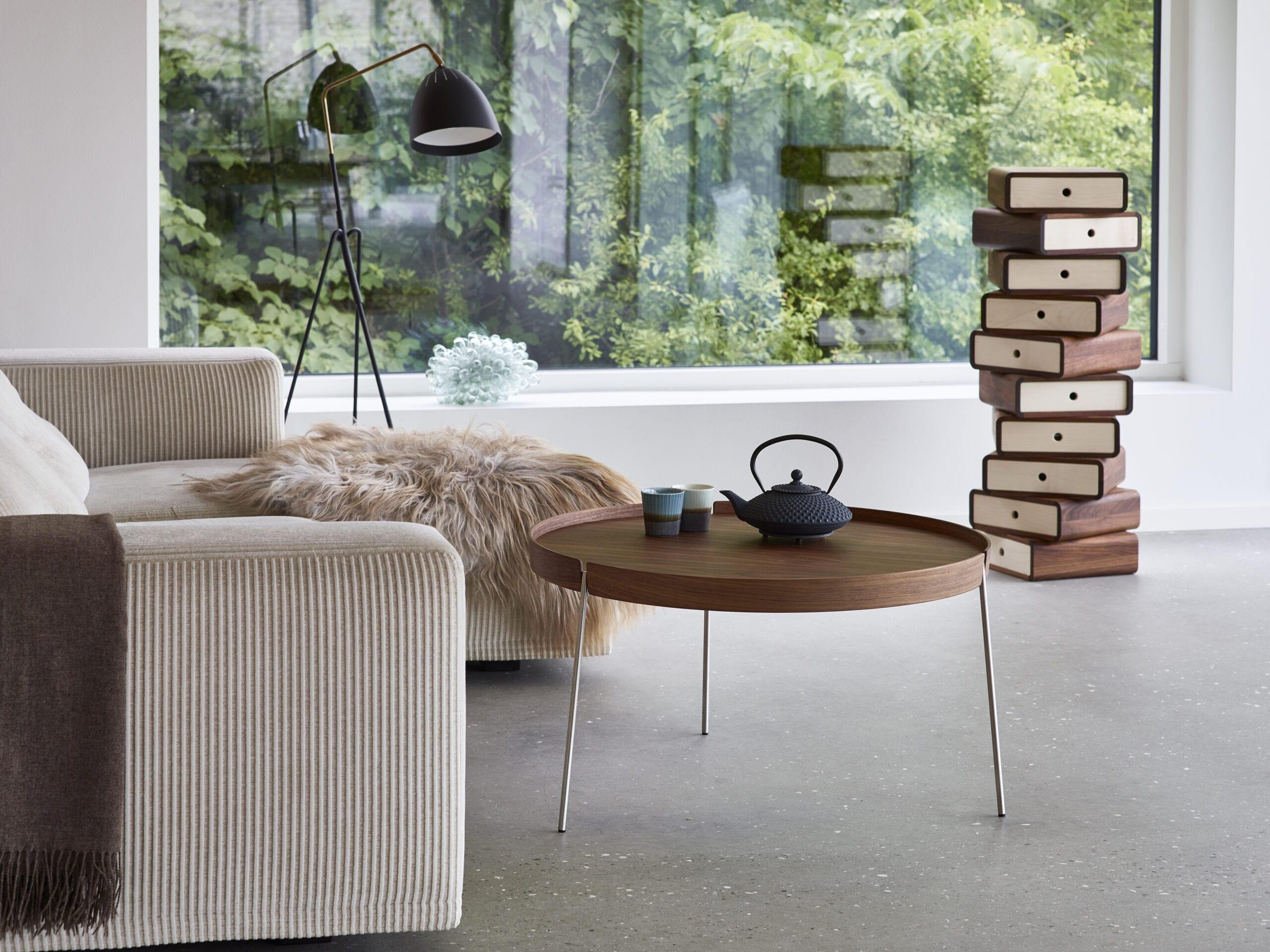 Turn Sofabord Nissen Gehl Aksel Kjersgaard Naver Collection