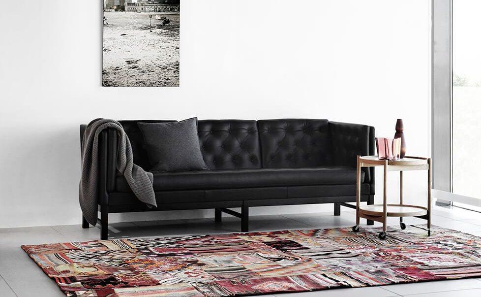 Sofa EJ315 Erik Ole Jørgensen Fredericia Furniture