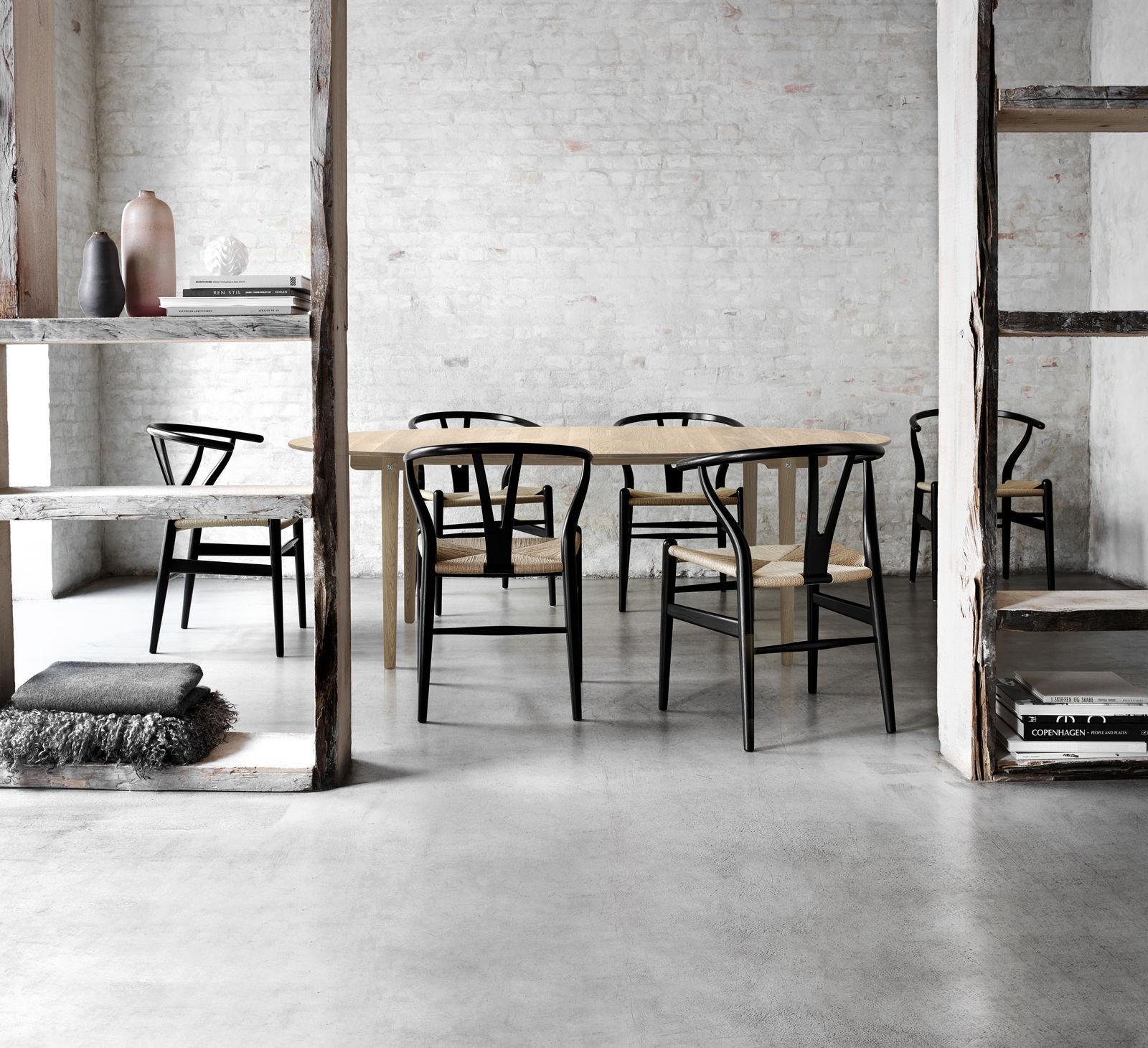 y-stol CH24 Hans J. Wegner Carl Hansen & Søn