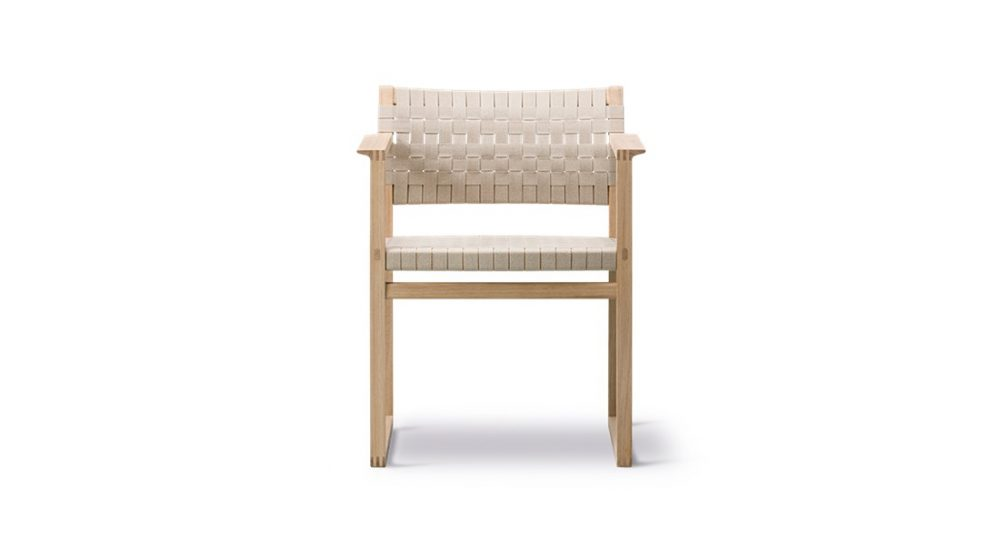 Stol BM61/62 Børge Mogensen Fredericia Furniture
