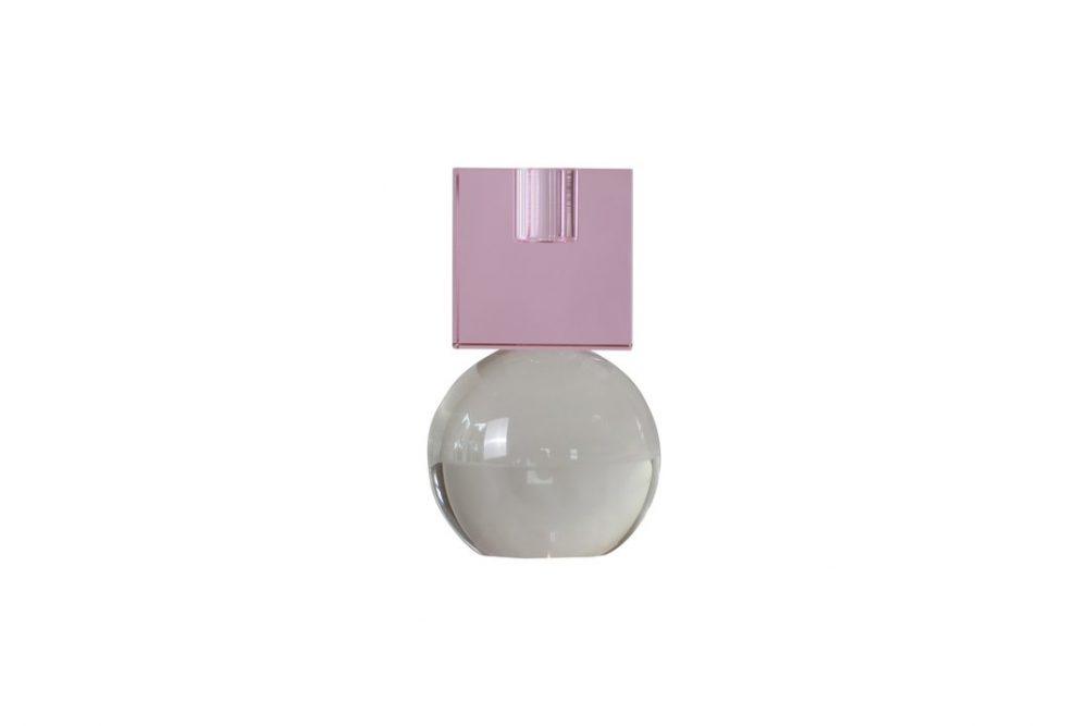 Lysestage glas Specktrum