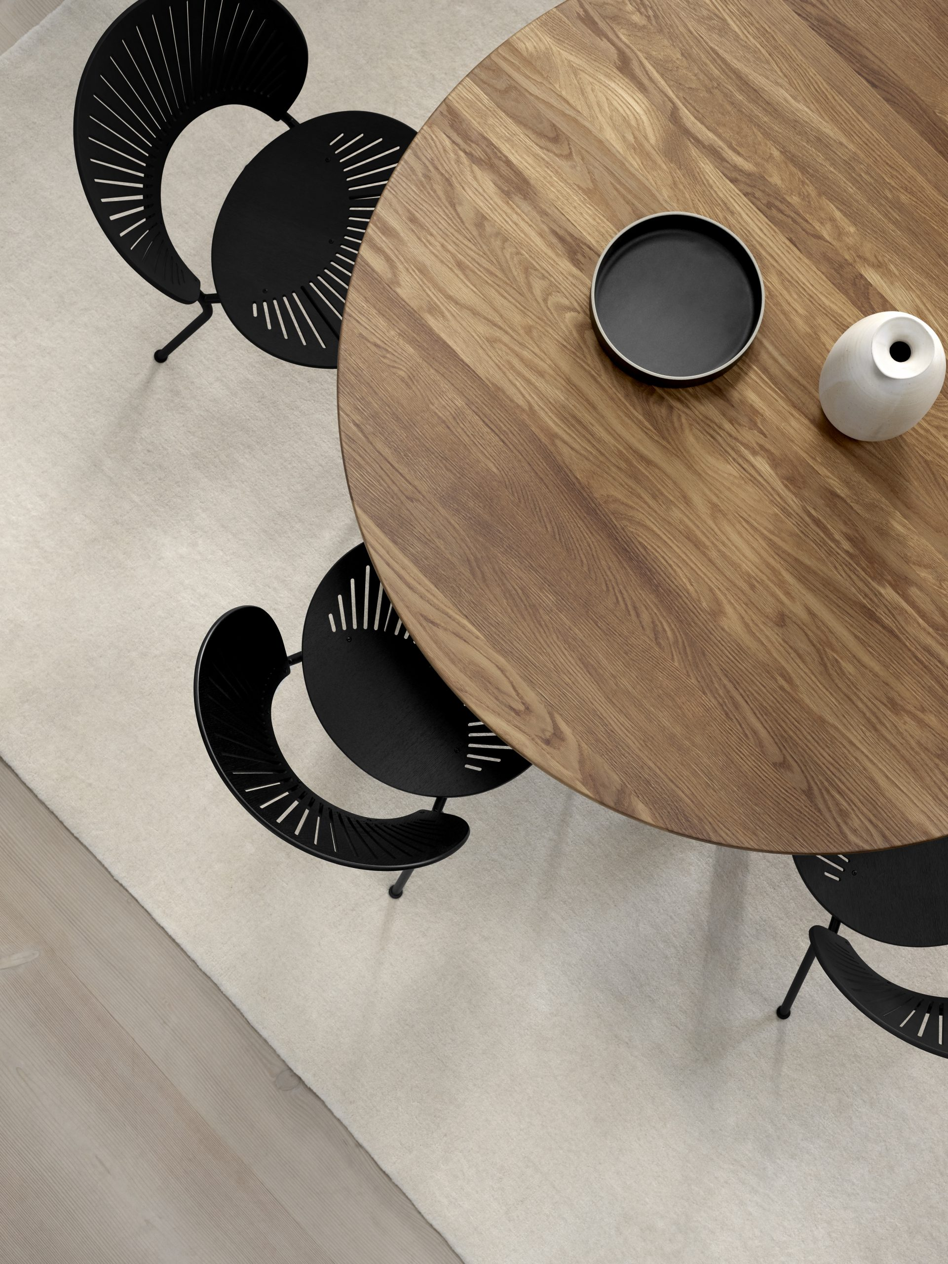 Spisebord Taro Jasper Morrison Fredericia Furniture