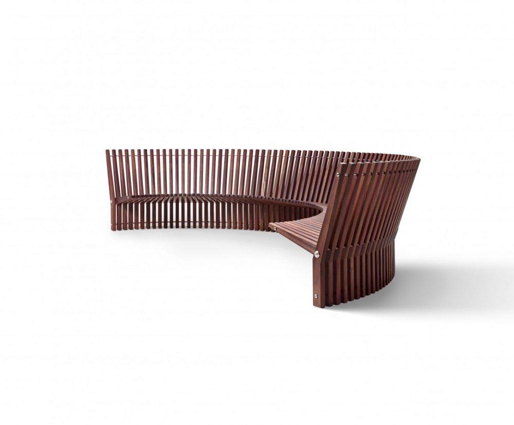Bænk Astral Per Borre Fredericia Furniture