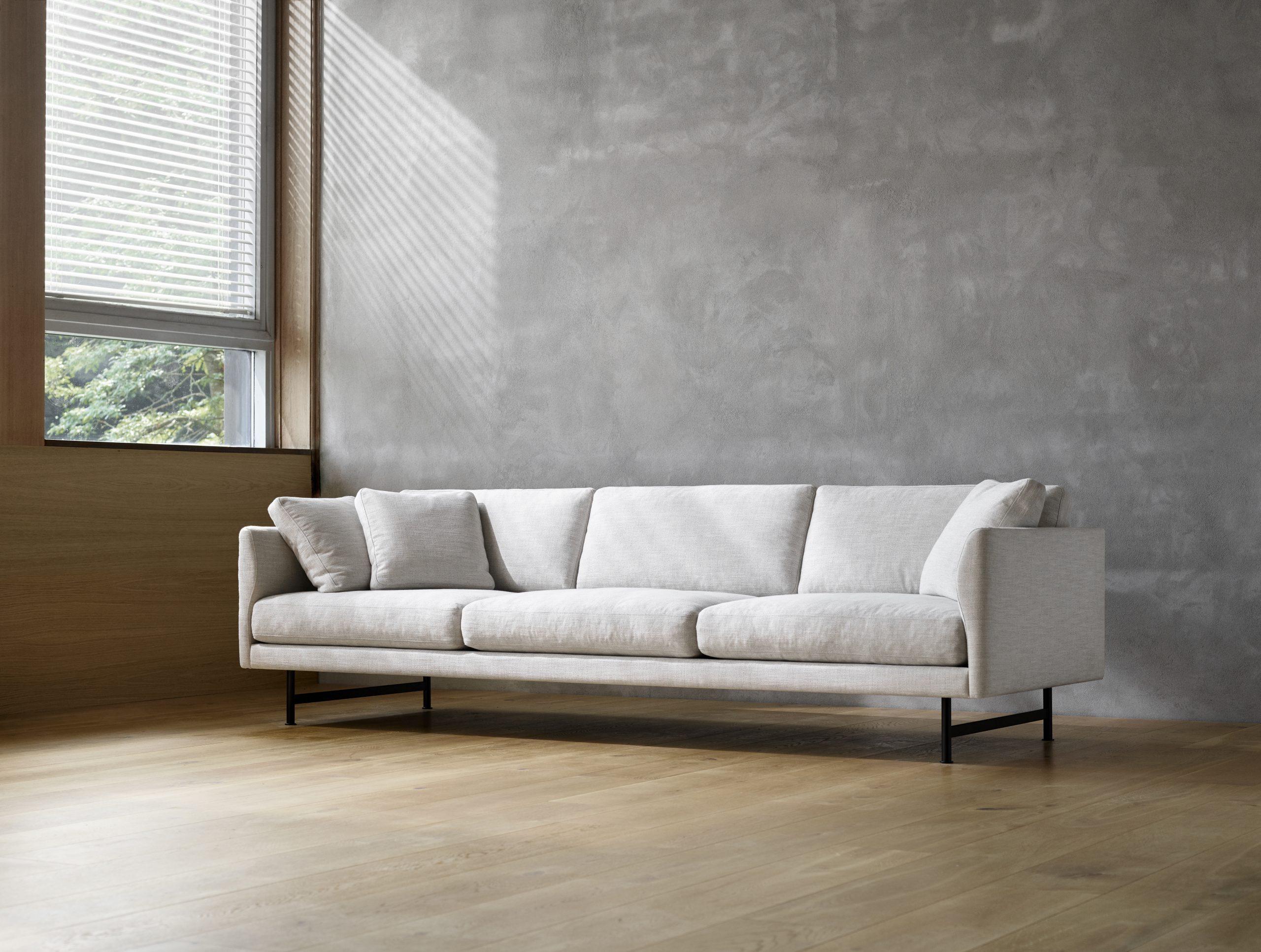 Sofa Calmo 95 Hugo Passos Fredericia indbo