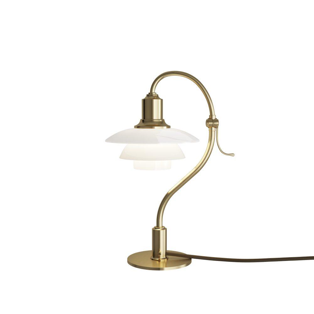 Bordlampe PH 2/2 spørgsmåltegn Poul Henningsen Louis Poulsen