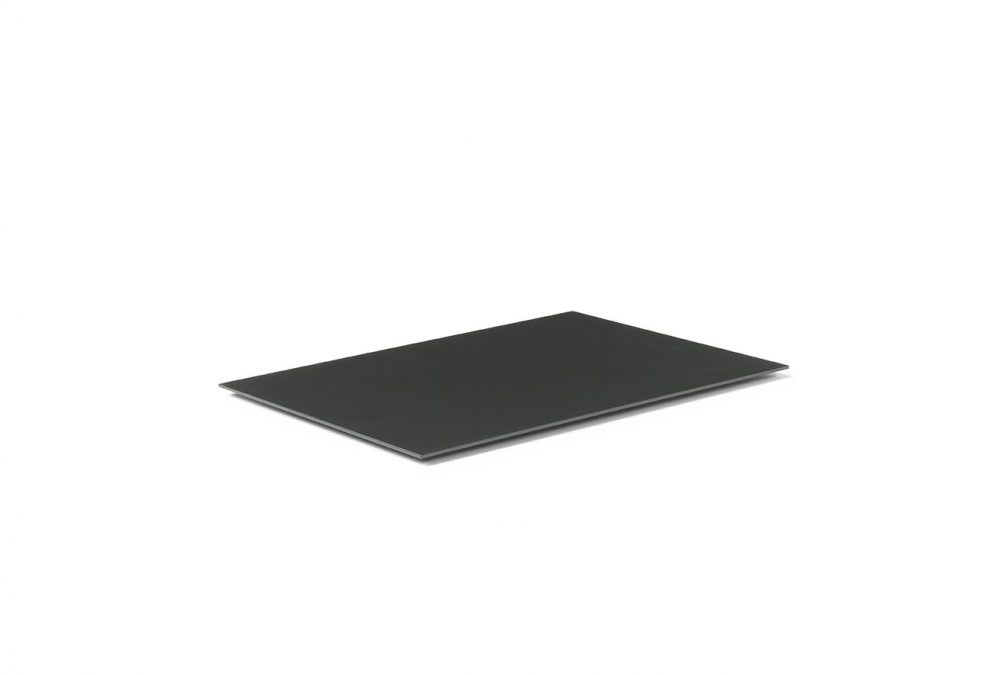 Kubus XL lysestage-plade By Lassen