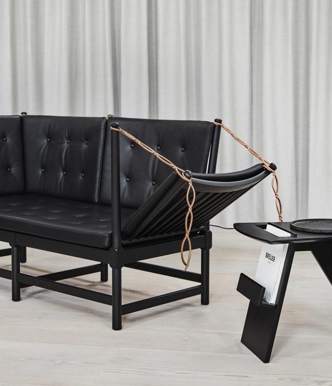 Tremmesofa 1789 Børge Mogensen Fredericia Furniture